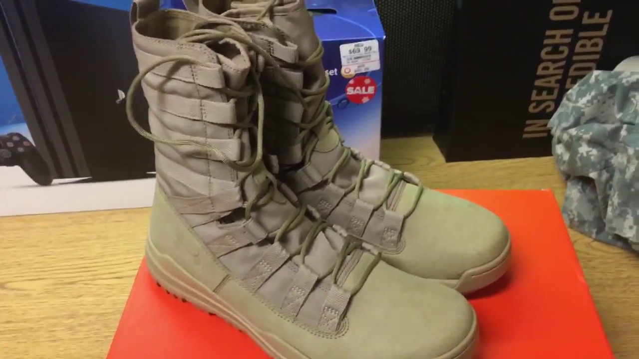 new style 0bef4 6ba97 Nike SFB Gen 2 Combat Boot