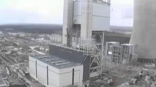 Bełchatów Budowa Bloku 858MW