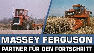 MASSEY FERGUSON - Partner für den Fortschritt – Trailer