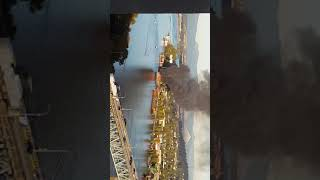 New westminster fire october 9 2018