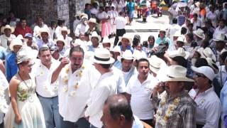 Entregan obras en Huehuetla por mas de 14 millones de pesos.