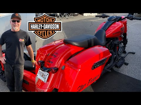 WHY NHRA PRO STOCK MOTORCYCLE LEGEND GEORGE BRYCE SHIFTED FOCUS TO HARLEY BAGGER DRAG BIKE RACING