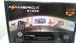 Configurando AzAmerica S1005 em IKS