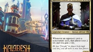 Kaladesh day 4 Spoilers: Kambal, Consul of Allocation, Angel of Invention more