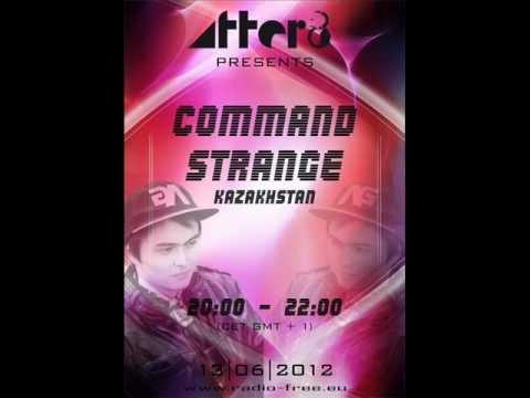 Command Strange Guest Mix @ RadioFREE