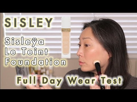Sisley Le Teint Foundation Review
