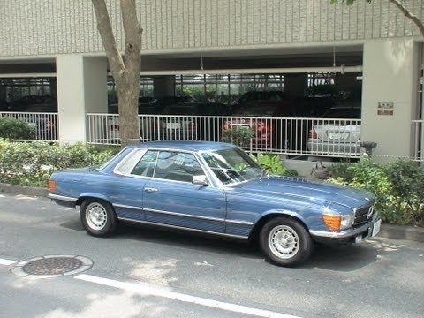 Mercedes Benz 450SLC(C107)  '1980