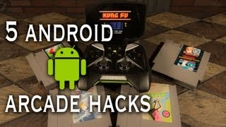 5 Amazing Android Arcade Hacks