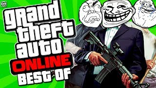 The Best of My GTA 5 Funny Moments Videos! | Hype For RDR2! | (GTA V: Funny Moments Compilation)