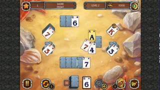Solitaire Legend of the Pirates (Gameplay) HD