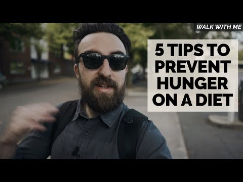 How to Prevent Constant Hunger While Dieting