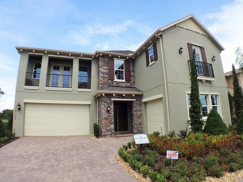 Bradford Creek by Standard Pacific Homes in Winter Garden - Chesapeake Model