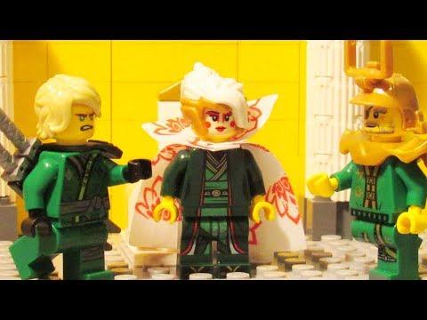 Lego ninjago resurrection episode 5 a princess in - Ninjago episode 5 ...