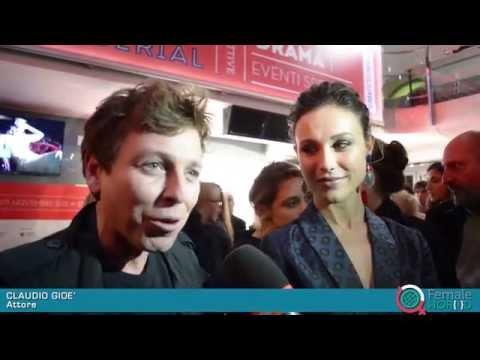 Roma Fiction Fest 2015  Intervista cast Il sistema  Cl Gioè e Gabriella Pession