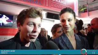 Roma Fiction Fest 2015 - Intervista cast Il sistema - Claudio Gioè e Gabriella Pession
