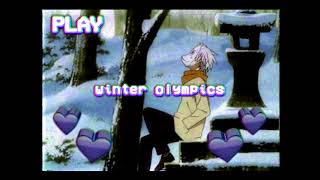 acaii❄~ winter olympics
