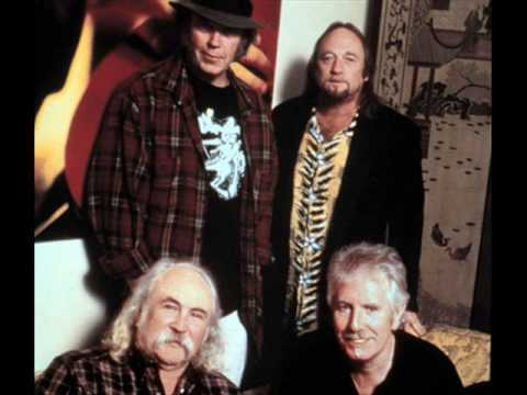 Crosby Stills Nash and Young - Our House