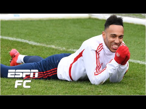 Arsenal's Pierre-Emerick Aubameyang In A Strong Position To Decide Future - Laurens | Transfer Talk