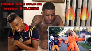 Funny Mike -Told On Myself (Official Music Video) Reaction Rip Big Bird 😂