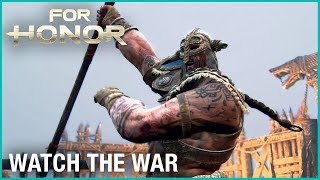 For Honor Watch the War Ep2: Faction War Season 2 Round 1 Recap