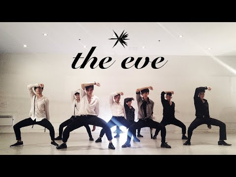 EAST2WEST EXO  The Eve 전야 Dance  Boys Ver