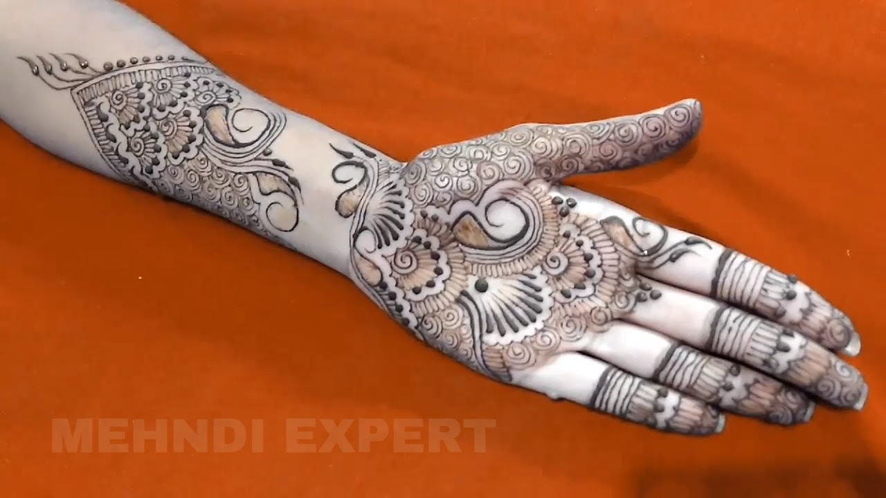 Mehndi designs 2016 37 mehndi designs 2016 36 mehndi designs - Fusion Of Arabic Full Hand Mehndi Design For Any Occasions Latest 2016 Step By Step Tutorial
