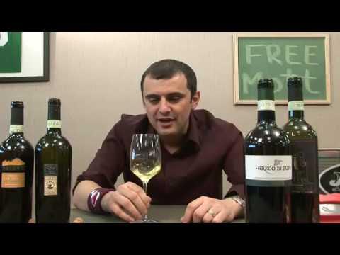 Greco Di Tufo Wine Tasting - Episode #449