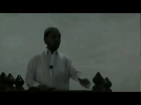 SHEIKH:ABDULMUHMEEN A.MUJAHEED,KHUTBAH ELLEW JUMAAT