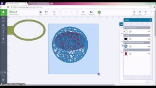 "Cricut Explore Step-by-Step  Step 10: The ""Slice"" Feature Thumbnail"