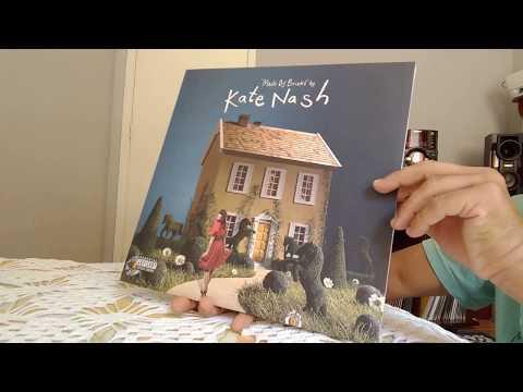 Kate nash - made of bricks - vinyl unboxing