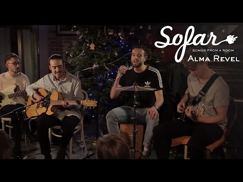 "Alma Revel - 33 ""GOD"" (Bon Iver Cover)   Sofar London"