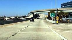 Acosta Bridge northbound