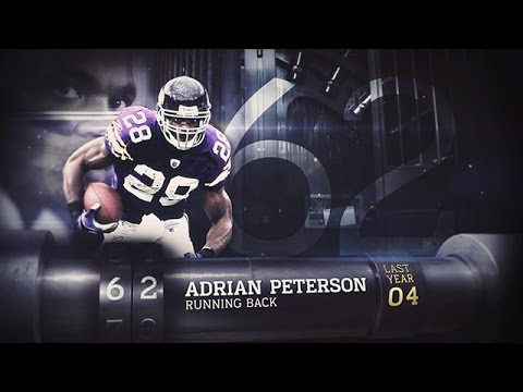 #62 Adrian Peterson (RB, Vikings) | Top 100 Players of 2015