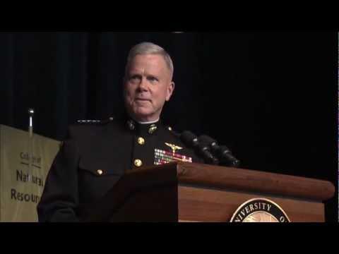 2012 University of Idaho Commencement Address