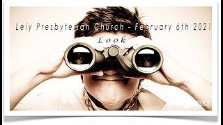 Lely Church Service  - 02-06-2021