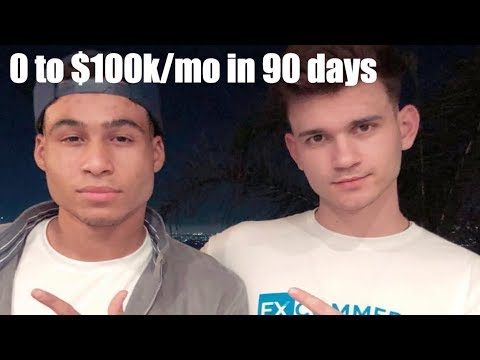 Max Went From Dead Broke To $100k/mo in 90 Days Dropshipping (He'll Show You This Weekend)