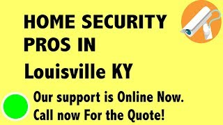Best Home Security System Companies in Louisville KY