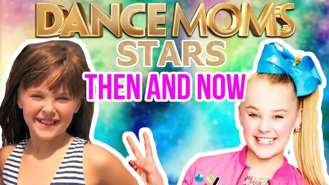 1feb3cdbdd7 Dance Moms Stars - Then   Now 2017 ( JoJo Siwa