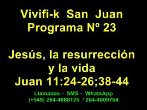 Programa Nº 23 - Vivifi-k San Juan Radio