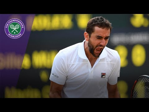 Marin Cilic beats Muller to reach first Wimbledon semi-final