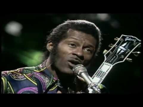 Chuck Berry Live in London 1972