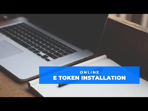 HOW TO INSTALL ETOKEN DOWNLOAD DRIVERS