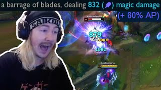 Seriously, these AP ratios on this champion make 0 SENSE but still do SO much damage