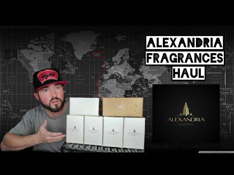 Fragrance Haul | Alexandria Fragrances | Cologne | Perfume