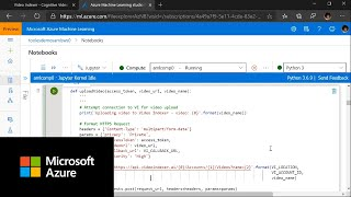 Empowering media workflows with AI and Azure Cognitive Services