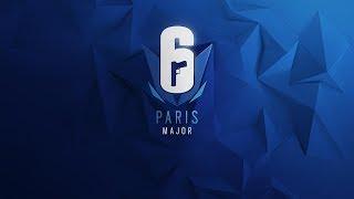 Rainbow Six - Six Major Paris - Streaming Live - Le Finali - Giorno 1