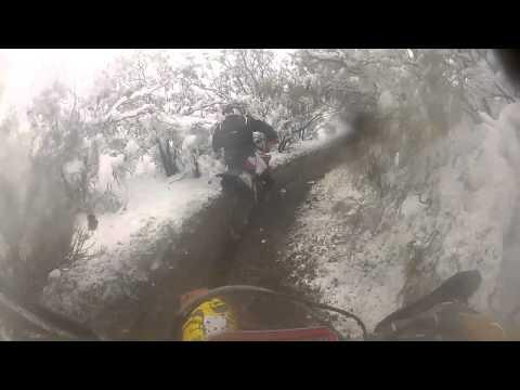 Prospectors Gold Rush Enduro, Anza CA.mp4