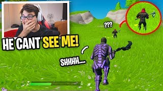 I SECRETLY FOLLOWED every player until the LAST GUY in Fortnite... (Chapter 2 Season 11)