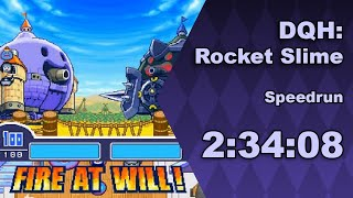 Dragon Quest Heroes: Rocket Slime speedrun in 2:34:08