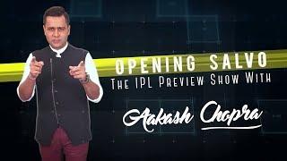 MI vs KKR & KXIP vs RR | IPL 2018 | Aakash Chopra Previews Match 37 & 38